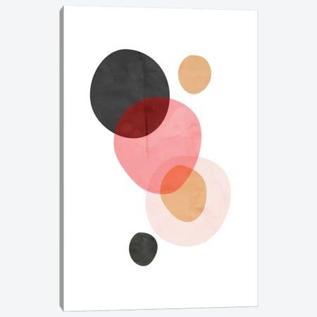 Pebbles Theme I Canvas Print #CTI153} by Emanuela Carratoni Art Print