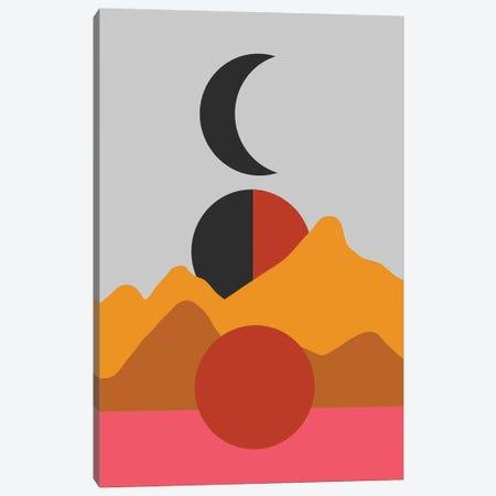 Moon Hills Canvas Print #CTI223} by Emanuela Carratoni Canvas Art Print