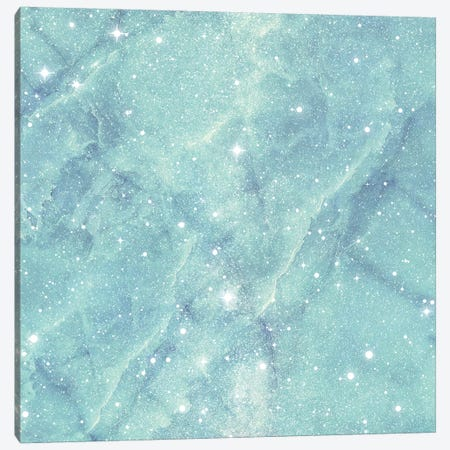 Shining Starry Marble Canvas Print #CTI224} by Emanuela Carratoni Canvas Artwork