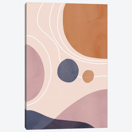 Abstract Landscape Canvas Print #CTI231} by Emanuela Carratoni Canvas Wall Art