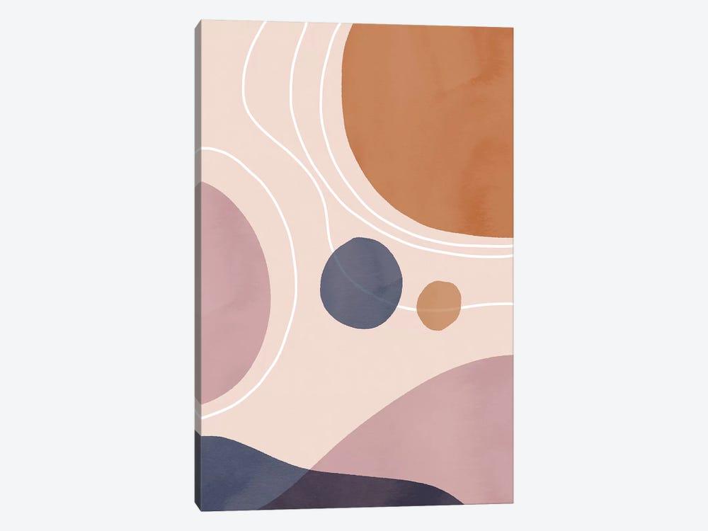 Abstract Landscape by Emanuela Carratoni 1-piece Canvas Print