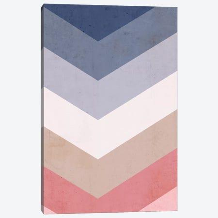 Classic Blue Palette Canvas Print #CTI232} by Emanuela Carratoni Canvas Art