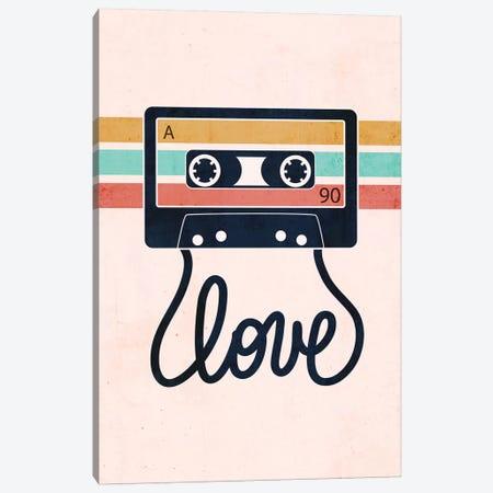 Love Songs Canvas Print #CTI233} by Emanuela Carratoni Canvas Art