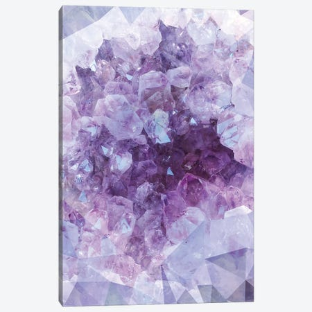 Crystal Gemstone Canvas Print #CTI23} by Emanuela Carratoni Canvas Art