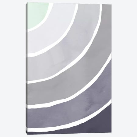 Blue Shadows Canvas Print #CTI245} by Emanuela Carratoni Canvas Art