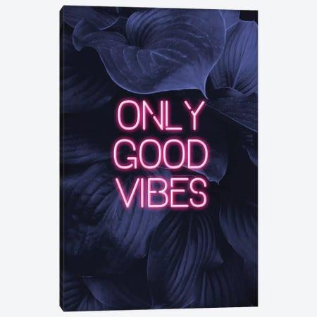 Only Good Vibes 3-Piece Canvas #CTI246} by Emanuela Carratoni Canvas Art