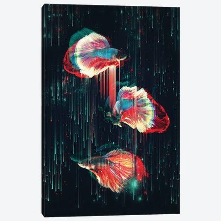 Deeply Canvas Print #CTI24} by Emanuela Carratoni Art Print