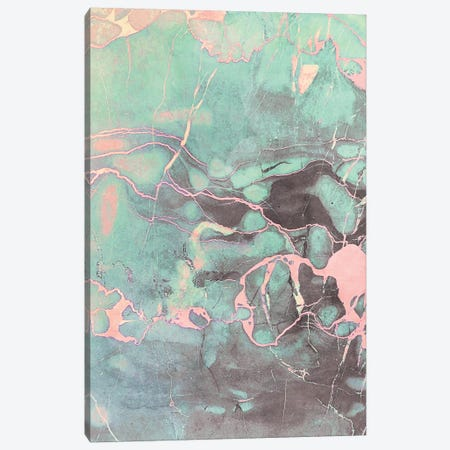 Delicate Shadow Marble Canvas Print #CTI25} by Emanuela Carratoni Art Print