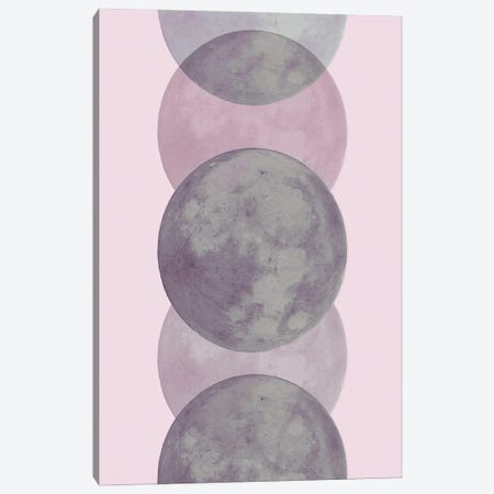 Ethereal Moon Canvas Print #CTI276} by Emanuela Carratoni Canvas Art Print