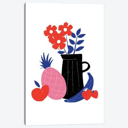 Fresh Fruit Composition Canvas Print #CTI297} by Emanuela Carratoni Canvas Art Print
