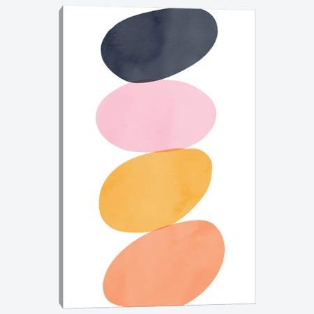 Bold Color Balance Canvas Print #CTI300} by Emanuela Carratoni Canvas Artwork