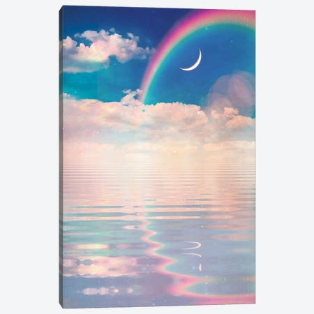 Rainbow Vibes Canvas Print #CTI316} by Emanuela Carratoni Canvas Art