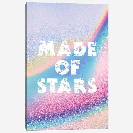 Made Of Stars Canvas Print #CTI317} by Emanuela Carratoni Canvas Wall Art