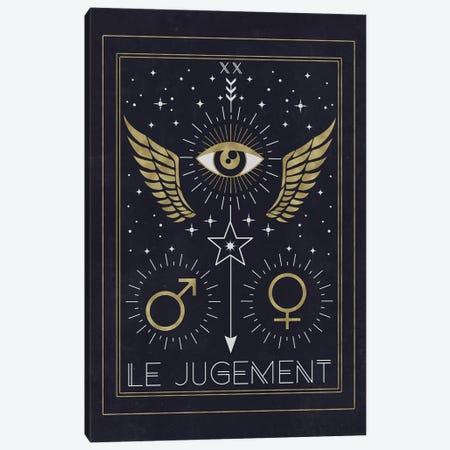 Le Jugement 3-Piece Canvas #CTI51} by Emanuela Carratoni Canvas Print