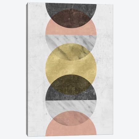 Moonlight 3-Piece Canvas #CTI58} by Emanuela Carratoni Canvas Print