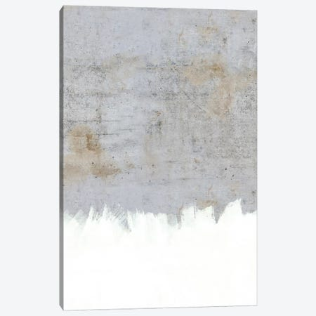 Paint On Raw Concrete Canvas Print #CTI63} by Emanuela Carratoni Canvas Artwork