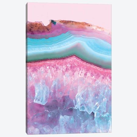 Pastel Agate 3-Piece Canvas #CTI66} by Emanuela Carratoni Canvas Art Print