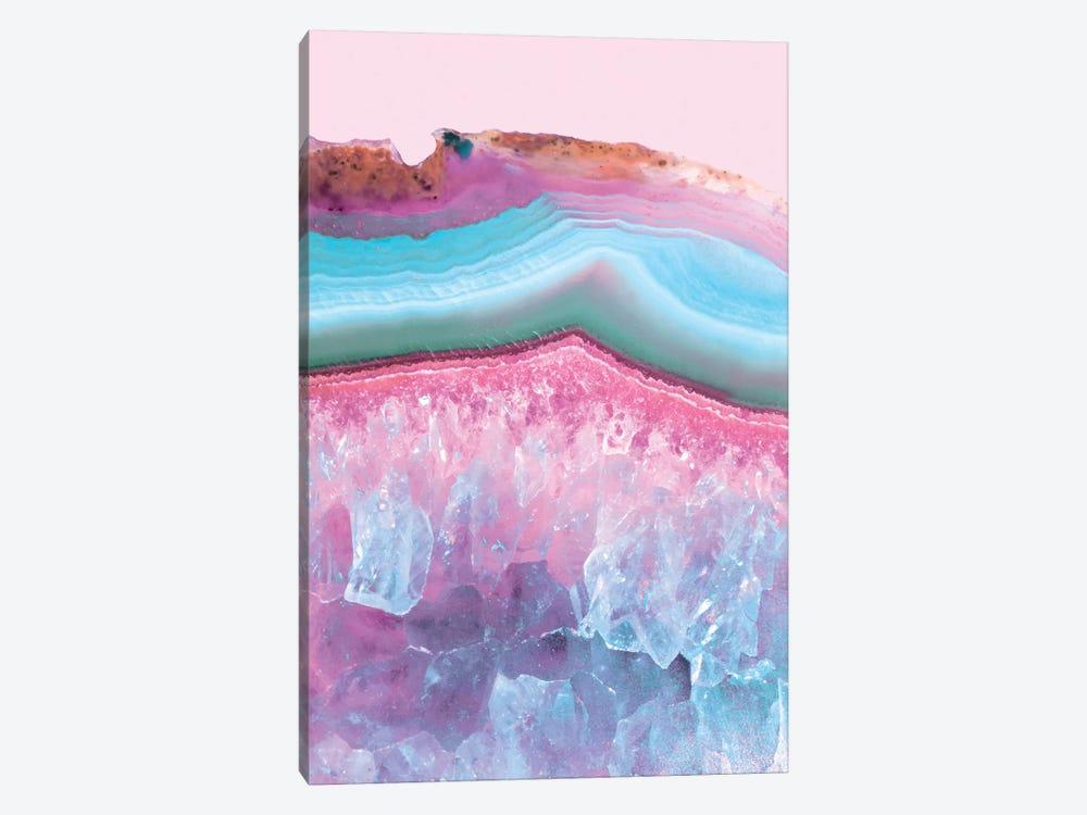 Pastel Agate by Emanuela Carratoni 1-piece Art Print