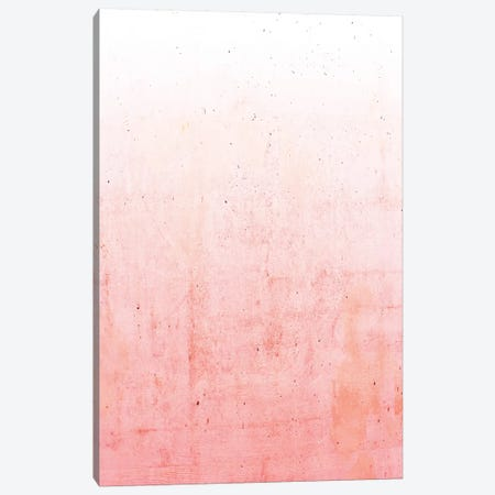 Pink Ombre Canvas Print #CTI72} by Emanuela Carratoni Canvas Art Print