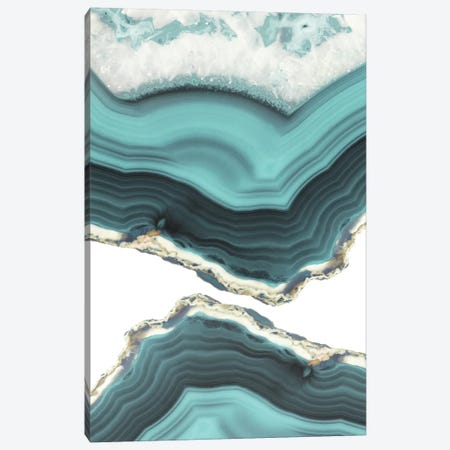 Sea Agate Canvas Print #CTI79} by Emanuela Carratoni Canvas Print