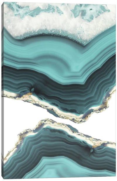 Sea Agate Canvas Art Print