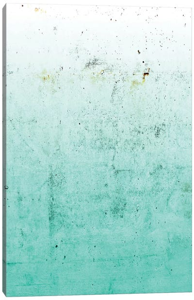 Sea Concrete by Emanuela Carratoni Canvas Art Print