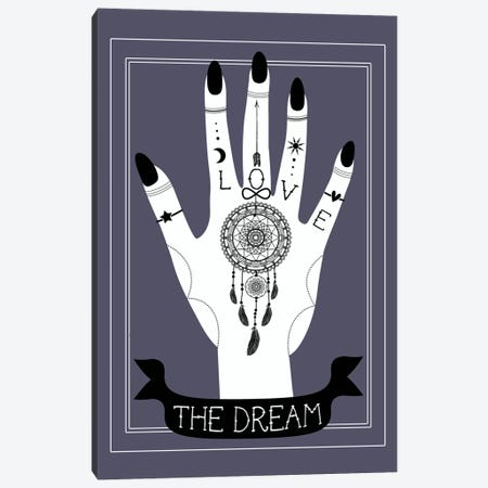 The Dream Canvas Print #CTI88} by Emanuela Carratoni Canvas Art