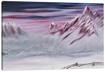 Mount Canvas Art Print