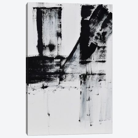 Barely Holding On To Smoke III Canvas Print #CTK3} by Christian Klingeler Canvas Wall Art