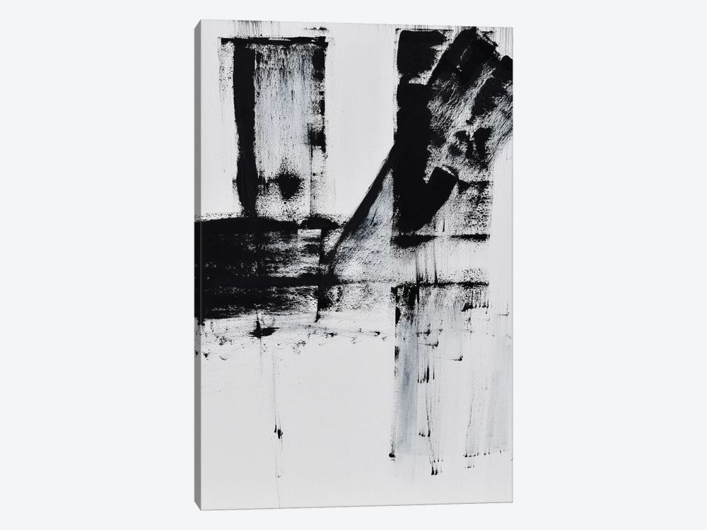 Barely Holding On To Smoke III by Christian Klingeler 1-piece Canvas Art Print