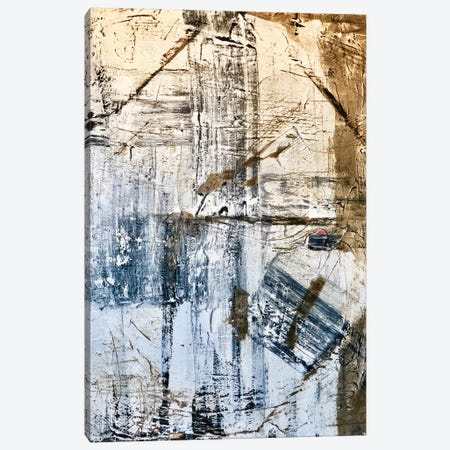 Benzoite Canvas Print #CTK4} by Christian Klingeler Art Print