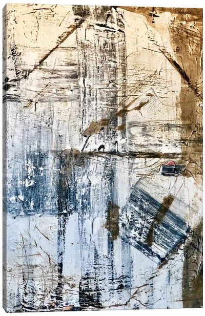Benzoite Canvas Art Print