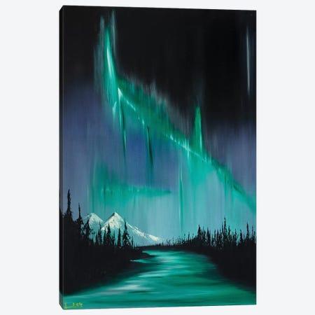 Collison I Canvas Print #CTK5} by Christian Klingeler Art Print