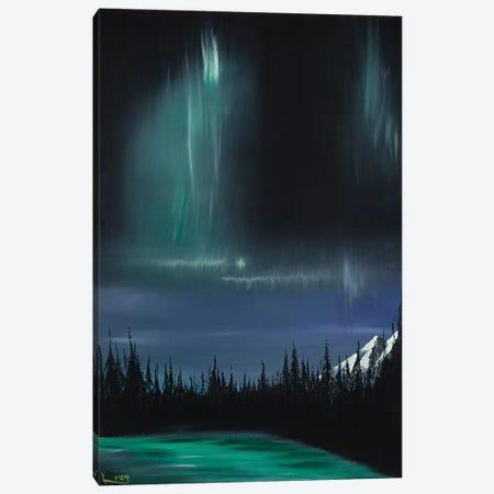 Collison II Canvas Print #CTK6} by Christian Klingeler Canvas Art Print