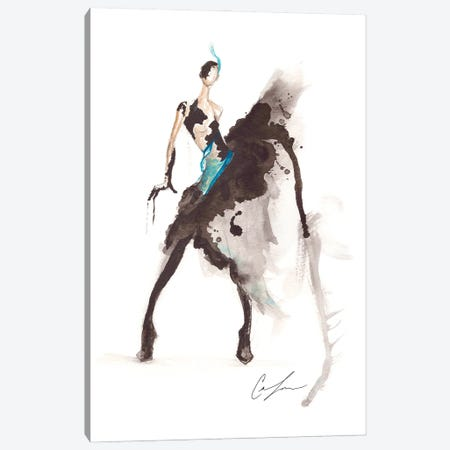 Stand Canvas Print #CTM34} by Claire Thompson Canvas Art