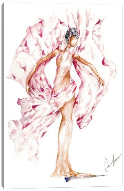 Wind I Canvas Art Print