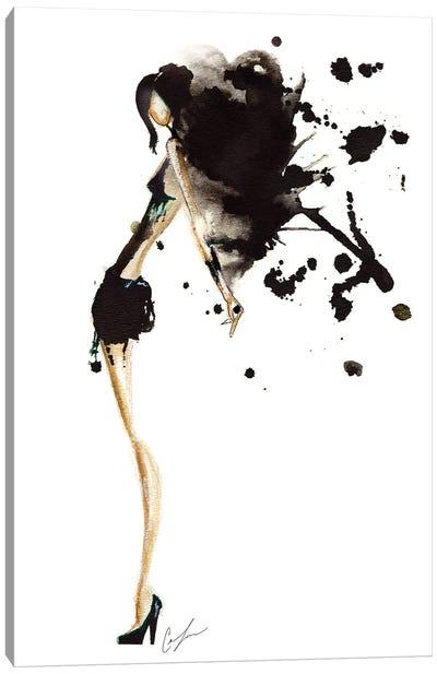 Backed Canvas Art Print