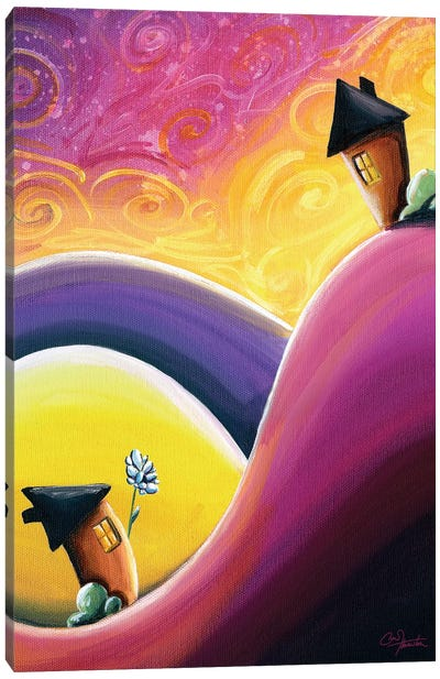 One Song Canvas Art Print