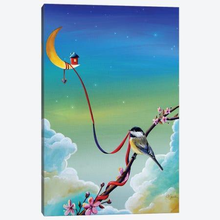 Some Enchanted Evening Canvas Print #CTN11} by Cindy Thornton Canvas Artwork