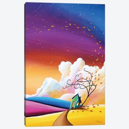 Autumn Skies III Canvas Print #CTN17} by Cindy Thornton Canvas Art Print