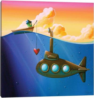 Finding Nemo Canvas Art Print