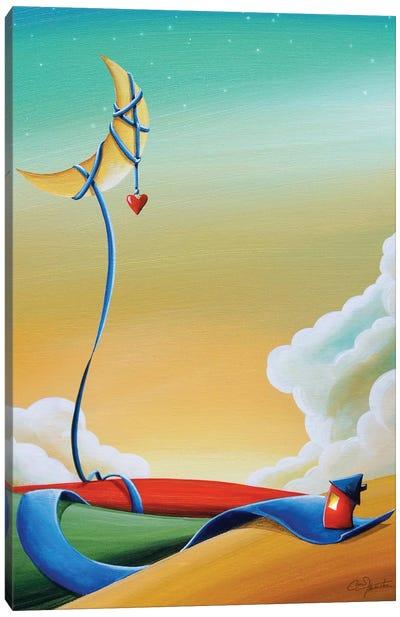Follow Your Heart Canvas Print #CTN8