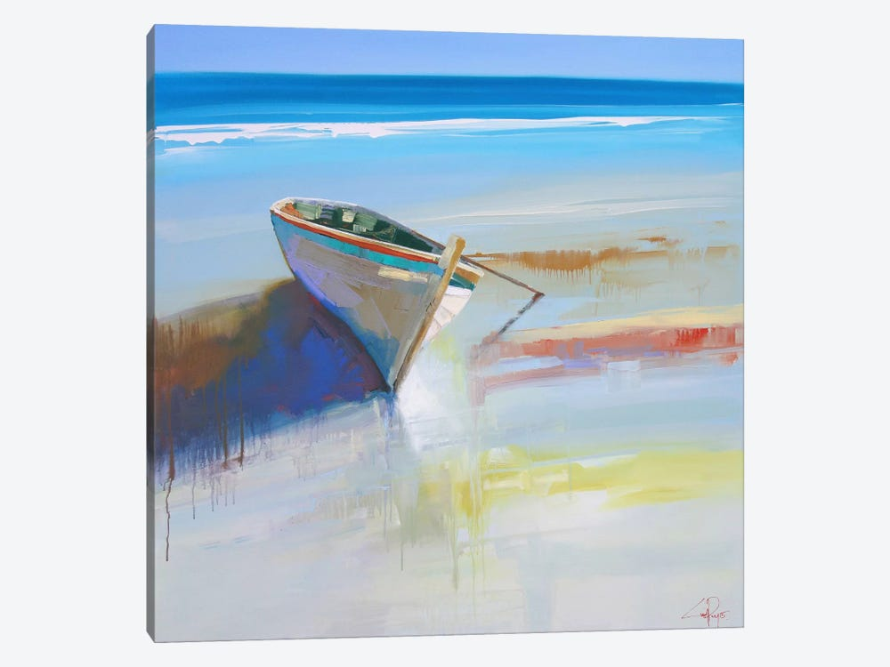 Low Tide II by Craig Trewin Penny 1-piece Canvas Art Print
