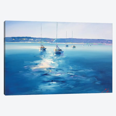 Mornington Morning Canvas Print #CTP23} by Craig Trewin Penny Canvas Print