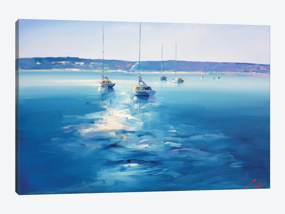 Mornington Morning by Craig Trewin Penny 1-piece Art Print