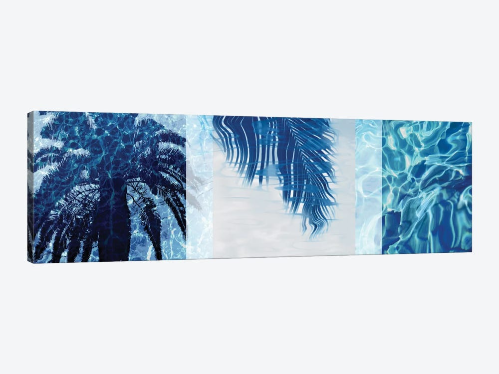 Palm Resort II by Charlie Carter 1-piece Canvas Art