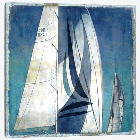 Sail Away I Canvas Print #CTR19} by Charlie Carter Canvas Artwork