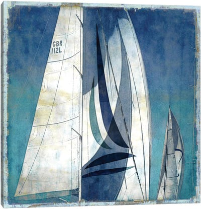 Sail Away I Canvas Art Print