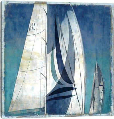 Sail Away I Canvas Art Print