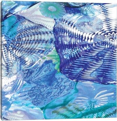 Underwater Perspective I Canvas Art Print